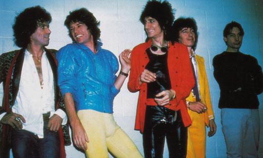 Resultado de imagen de rolling stones 1981