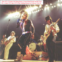 The Rolling Stones in Concert Vol  7 to 10